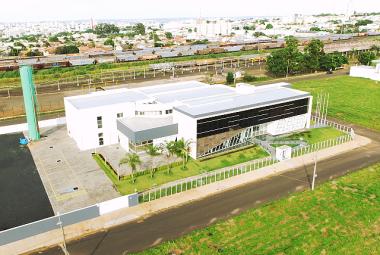 Cliente: Associação Mineira dos Produtores de Algodão - AMIPA Obra: Construç...