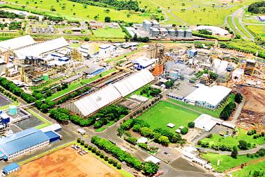 Cliente: Cargill Agrícola S.A Obras: Execução de Obras Industriais. (Fábrica...