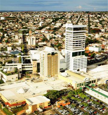 Cliente: Center Shopping S. A.Obra: Execução de obras de ampliação da expans...