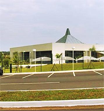 Cliente: Grupo Algar.Obra: Construção do centro administrativo / Holding.Local...