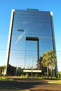 Cliente: Empart Empresa de participações Ltda. Obra: Construção do prédio c...