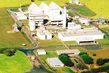 Cliente: ADM do Brasil Ltda. Obra: Industriais (fábrica de esmagamento de soja)...