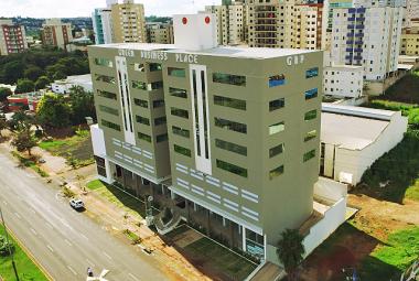 Cliente: Conprove Engenharia. Obra: Construção do prédio comercial. - 66 Unid...