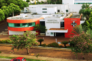 Cliente: Orthomed Center. Obra: Ampliação do complexo hospitalar. Localizaçã...