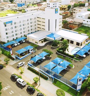 Cliente: Hotel Comfort. Obra: Construção do prédio comercial. Localização:...