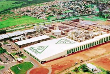 Cliente: Satipel Industrial S.A.Obra: Ampliação da unidade industrial.Localiza...