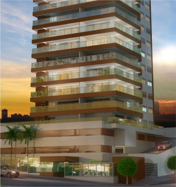 A launch of Conel Construtora with high standard and sophistication in the city...