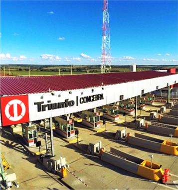 Cliente: Concessionária das Rodovias Centrais do Brasil S.A – Concebra S.A �...
