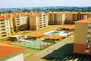Cliente: Rossi Residencial S. A. Obra: Construção do conjunto de prédios do c...