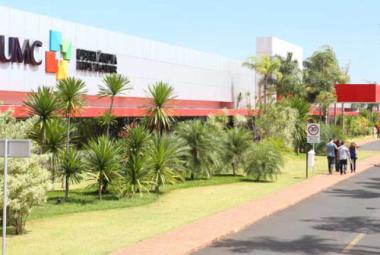 Cliente: Uberlândia Medical Center. Obra: Construção de complexo hospitalar....
