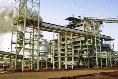 Cliente: Usina Boa Vista S. A. Obra: Construção de usina de cana. Localizaçã...