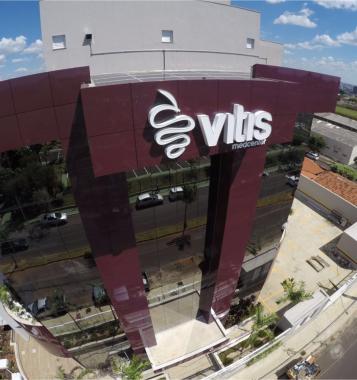 Cliente: Vitis Medcenter. Obra: Hospitalar. Localização: Uberlândia MG. Statu...